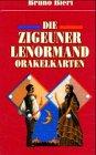 Die Zigeuner - Lenormand Orakelkarten. 36 Karten und Anleitung