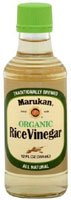 Marukan Vinegar Organic Rice Vinegar -- 12 fl oz - 2 pc