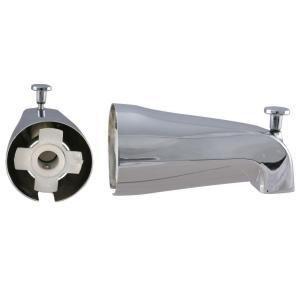 Westbrass 534D-1F 5?Ç¥ Diverter Tub Spout, Chrome