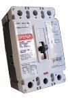 Cutler-Hammer FD3060L Circuit Breaker, 600-Volt, 3-Pole, 60-Amp, Type FD