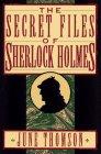 The Secret Files of Sherlock Holmes, June Thomson, 1883402360