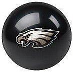 BilliardBallShiftKnobs Philadelphia Eagles Shift Knob (Black)