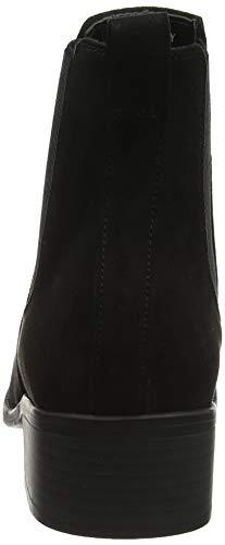 Stivaletti Wide 1 Donna black Look Nero Bib New Foot qpRIw1B