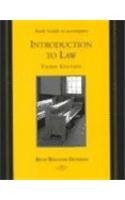 Study Guide to accompany Introduction to Law, 3rd Edition