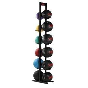 SPRI 12 Ball Xerball Medicine Ball Rack