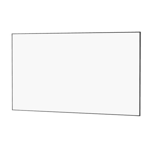 "Dalite 100""x160"" UTB Contour-Acid Etched Silver Frame-16:10 Wide Format 189"" Nominal Diagonal HD Pro 1.3 Surface"