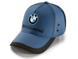 BMW Genuine Motorrad Motorcycle Sport Cap Blue One Size (Bmw Motorcycle Accessories)
