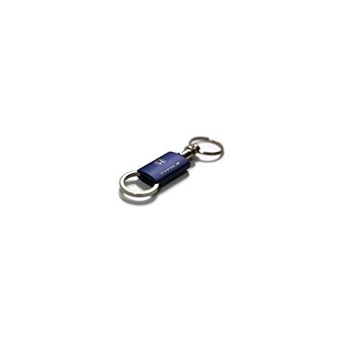 Honda Civic Si Navy Valet Key Fob Authentic Logo Key Chain Key Ring Keytag Lanyard DanteGTS