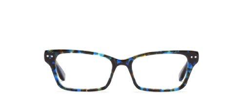 Derek Lam Women's 236 Lapis Frame Glasses - 51mm width - Glasses Librarian Frames
