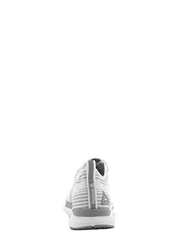 Homme 0 Gris Reebok Crane Gars Engelures 2 Stark Blanc Baskets 000 Print Met Smooth Ultk blanc rtxUYtw
