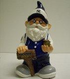 MLB New York Yankees Team Gnome Bank