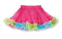 Pettiskirt Boutique Girl (Little Girls Hot Pink Pettiskirt Size)