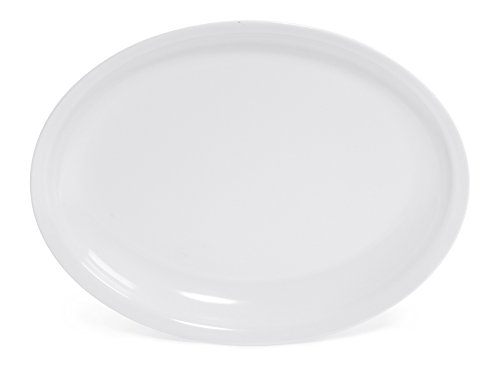 Milano ML-181-W Oval Platter, 15