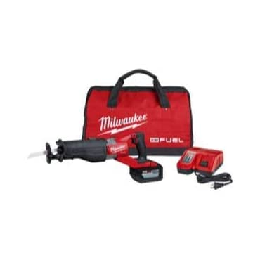 Milwaukee 2722-21HD Electric Tools  Fuel Super Sawzall Kit