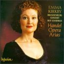 Handel: Opera Arias and Overtures