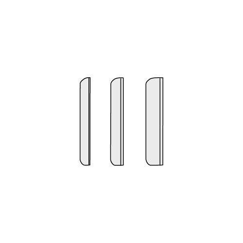 - Pachmayr 752B Skeet Recoil Pad, Black w/Black Base - Small, 1.0 Thick - 01621