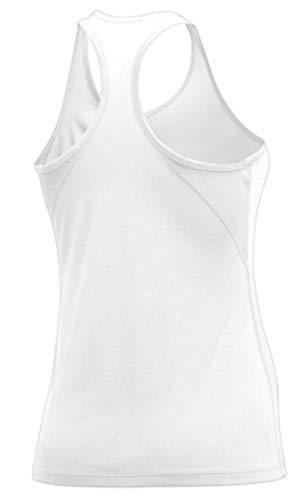 Nike Women's Dry Balance 2.0 Training Tank (Larger, White) 2