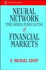 Neural Network Time Series Of, Eitan M. Azoff, 0471943568