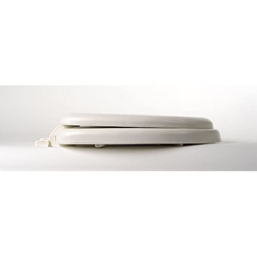 durable modeling Premium Bone Soft Padded Elongated Toilet Seat Cushioned - New