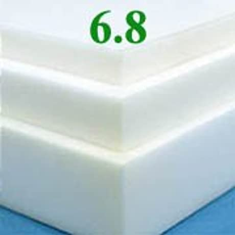 Expandable Cover And Two Classic Comfort Pillows Included With Cal King 4 Inch Soft Sleeper 6 8 Visco Elastic Memory Foam Mattress Topper USA Made