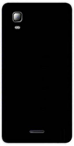 low priced c035a 0e4bb Case Cloud Micromax Canvas Doodle 3 A102 Plain Black: Amazon.in ...