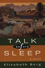 Talk Before Sleep, Elizabeth Berg, 0786203331