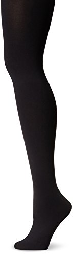 HUE Women's Styletech Blackout Tights, Black, 5