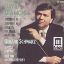 Diamond: Sym. No. 2 & 4 / Concerto for Small Orchestra