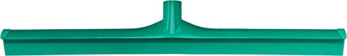 Carlisle 3656809 Solid One-Piece Foam Rubber Head Floor Squeegee, 24'' Length, Green by Carlisle (Image #2)