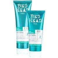 TIGI Bed Head Urban Anti-dote Recovery Shampoo & Conditioner Duo Damage Level 2 (25.36oz) TIG-5861