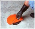 "UltraTech 2131 Ultra-Drain Seal Drain Cover, Orange Urethane, 42"" x"