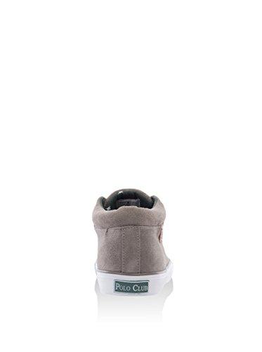 POLO CLUB  Cupsole, Herren Sneaker Grau