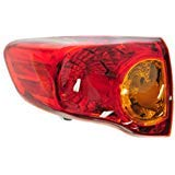 2010 toyota corolla tail light - 7