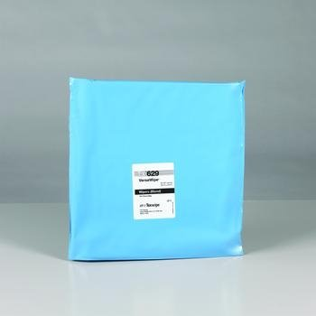 VersaWipe Wipers - 300 Wipers / Bag; Double-bagged, 9'' x 9'' (23 x 23 cm) - 1 case (3000 Each)