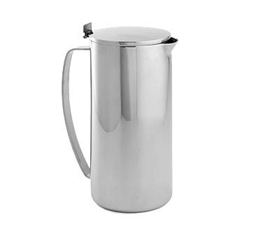 American Metalcraft DWCP48 Pitcher, Double Wall W/Lid, 52 ()