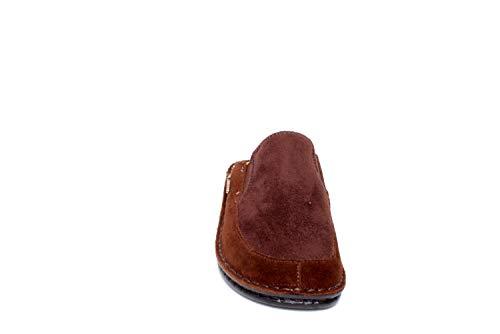 Nabuk Donna Xn8at6z Hergos Pantofola 7f6ybg