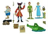 disney-parks-exclusive-peter-pan-tinkerbell-14-pc-figurine-cake-topper-set