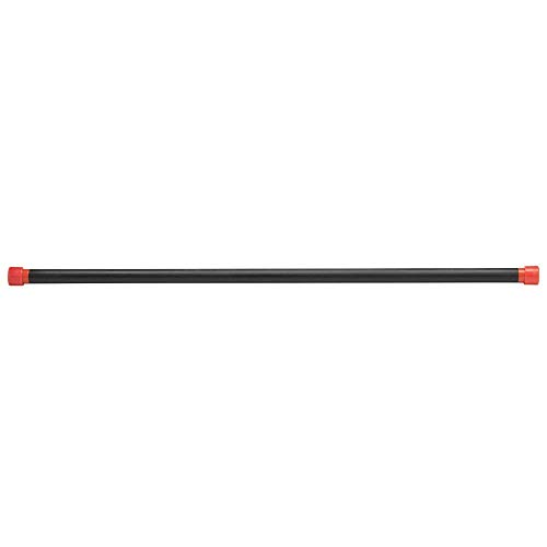 Body-Solid Tools Padded Weighted Bar
