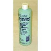 BETADINE SURGICAL SCRUB, Size: 16 OUNCE (Catalog Category: Veterinary Supplies:FIRST AID & WOUND CARE)