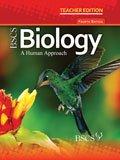 BSCS Biology : A Human Approach Teacher Text + 6 Year Online License, Biological Sciences Curriculum Studies, 0757571948