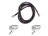 Belkin CAT5E Black Patch Cord