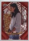 95/199 (Trading Card) 2017 Upper Deck Spider-Man Homecoming - [Base] - Red Foil #8 (Decathlon Card)