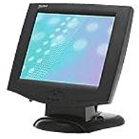 3M MicroTouch M150 15 LCD Touch Monitor- Black