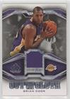 Brian Cook  Basketball Card  2007 08 Sp Game Used   Cut From The Cloth  Cc Bc
