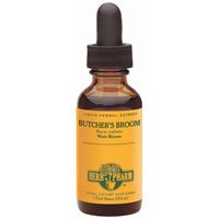 Butcher's Broom Extract, 4 Oz by Herb Pharm (Pack of 6) by Herb Pharm