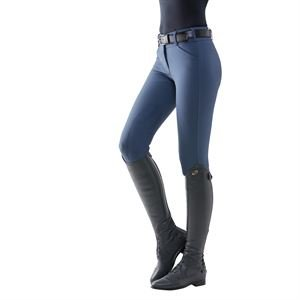 Tailored Sportsman The Trophy Hunter Low-Rise Front-Zip Breech, Size 28, White ()