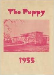 (Custom Reprint) Yearbook: 1955 Winters High School - Poppy