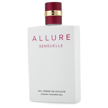 0fdc567334c Amazon.com   Allure Sensuelle Shower Gel - 200ml 6.8oz   Bath And Shower  Gels   Beauty