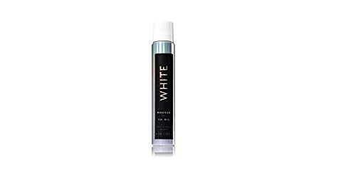 Bath & Body Works White Mousse To Oil 4 Ounce