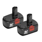 Craftsman Diehard C3 19.2 Volt NiCd Batteries (2 Pk.)
